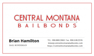 Billings Bail Bonds Brian Hamilton