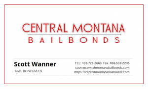 Butte Bail Bonds Scott Wanner