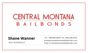 Butte Bail Bonds Shane Wanner