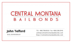 Missoula Bail Bonds John Telford