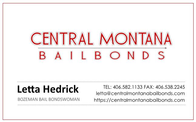 Bozeman Bail Bonds