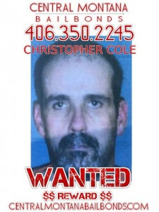 Christopher Cole WANTED