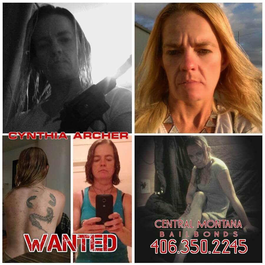 Cindy Archer Wanted