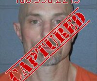 Michael Anderson Captured