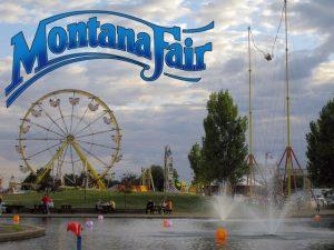 2017 Montana Fair Event