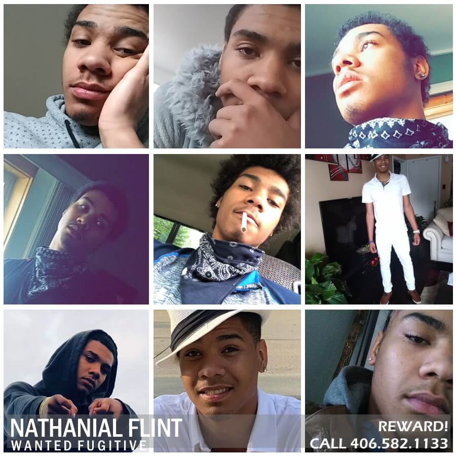 Nathanial Flint Wanted