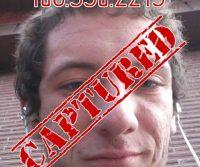 Robert Andrade Captured