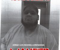 Jorge Reding Wanted Fugitive